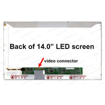 Pantalla Laptop Led 14 40 Pines / 100% Nueva