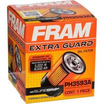 Fram Guardia Extra Ph3593a Del Filtro De Aceite
