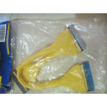 Cable Marca Agiler - Ata 133 Round Flat Hdd Ide Ultra Yellow