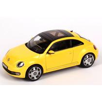 Miniatura Fusca The Beetle Volkswagen 1:43