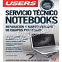 Libro Servicio Técnico Notebooks Users Reparación Portátiles