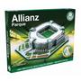 Maquete Estádio Allianz Parque Miniatura Montar Verdão