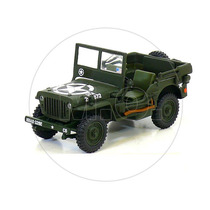 1:43 - Vitesse Jeep Willys 1945 Usa - Verde