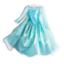 Disfraz Elsa! Último Diseño Original Disney Store