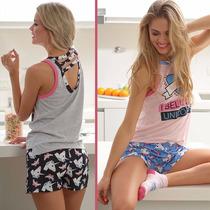 Pijama Marcela Koury Mujer Art.4446