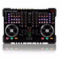 Controlador American Audio Vms 4.1 Como Nuevo!!!!!