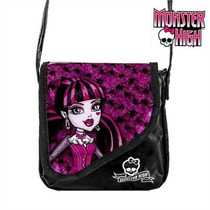 Bolsa Infantil Draculaura Monster High + Brinde