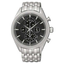 Reloj Seiko Plateado Wsk5