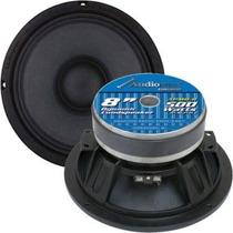 Medio Bajos Audiopipe 8 Pulgadas 500w 8ohm Nuevos