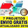 7 Projeto D Gerador Eolico Ou Roda Da Agua D Energia Infinit