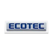 Emblema Ecotec Da Tampa Traseira Sonic Tracker