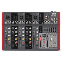 Mesa Novik Nvk-802fx Ultra Slim Mixer - Ms0038