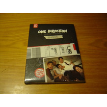 One Direction Take Me Home Yearbook Deluxe Edition Cd Libro