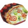 Caixa Para Pizza Personalizada Tamanho 35 - 1000 Unidades