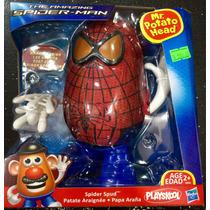 Señor Cara De Papa Toy Story Spiderman