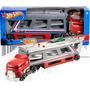 Hot Wheels Caminhão Reboque Lançador - V2353