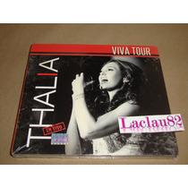 Thalia Viva Tour 2013 Sony Cd Nuevo Cerrado