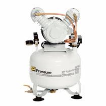Compressor Odontológico 8,4 Pés 30 Litros Com Motor Monof.