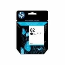 Cartucho Hp 82 Ch565a Negro 69ml Plotter 111 510 Original