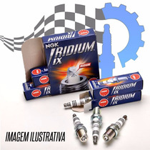 Jogo Vela Iridium Bkr8eix Motor Ap Turbo - Ngk