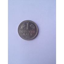 Moeda 1 Deutsche Mark - 1981