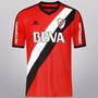 Camiseta Adidas River Plate Niño Titular - Suplente 2015