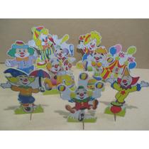 Circo Cenario De Mesa ,display, Infantil,mdf