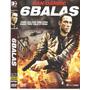 Dvd 6 Balas Van Damme/ Orig/ Dublado /usado
