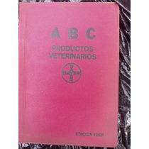 Abc Productos Veterinarios Bayer Libro 1968 149 Pag