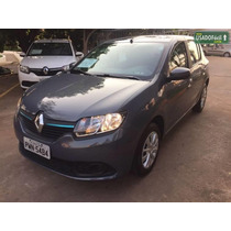 Renault Sandero 1.6 Expression 8v Flex 4p Manual 2015/2016