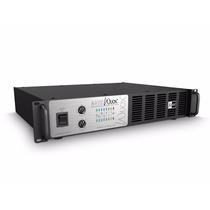 Potência Amplificador Machine Wvox A4000 1200w Rms 2 Canais