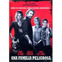 Dvd Una Familia Peligrosa ( Malavita ) 2013 -luc Besson / Ro