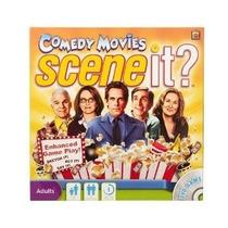 Scene It? Películas Comedia - Deluxe Version Adultos