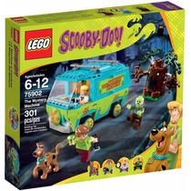 Lego 75902 Maquina Del Misterio Scooby Doo, Env Gratis