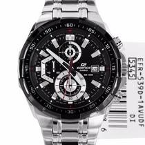 Relógio Cassio Edifice Efr-539 12x Sem Juros Frete Gratis