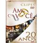 Amo Voce 20 Anos Dvd Especial C/ Bruna Karla, F. Brun Novo<br><strong class='ch-price reputation-tooltip-price'>R$ 15<sup>90</sup></strong>