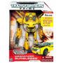 Transformers Prime Bumblebee 4 Modos De Armado