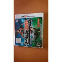 Juego Para Nintendo 3ds Pes 2011 Nuevo
