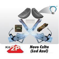 Vidro Eletrico Celta 2 Portas 2012 Com Antiesmagamento