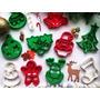Forminhas Natal Cookies Bolachas Natalinas Formas Novidade!!