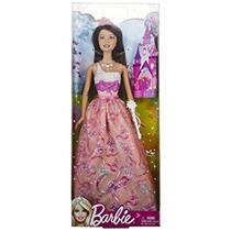 Juguete Barbie Princesa Vestido De La Muñeca 2012 Edición N