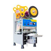 Maquina Selladora De Vasos Automática Bebidas Tapioca Jugos