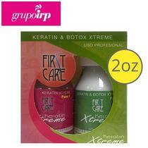 Keratina Alisante Para El Cabello 2oz Xtreme De First Care
