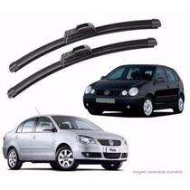 Palheta Polo Hatch / Sedan 2002 A 2010 Par Dianteiro
