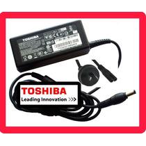 Cargador Original Notebook Toshiba L845 745 C845 Nuevos Gtia