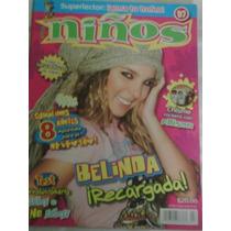 Belinda - Revista Eres Niños - Portada Y Reportaje 2006