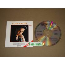 Luis Angel Personalidad Vol 1 Exitos 1994 Columbia Cd