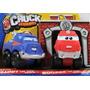 Juguetes Carros Tonka-chuck-&-friends Azul