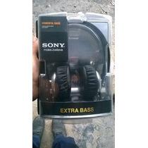 Audifonos Profesionales Sony De Dj Mdr-xb300