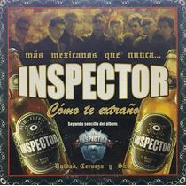 Cd Inspector Como Te Extraño Promo Usado